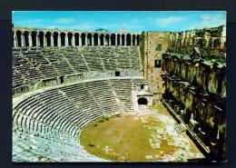 TURKEY  -  Antalya  Aspendos  Unused Postcard - Türkei