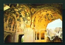 TURKEY  -  Elmali Church  Unused Postcard - Türkei