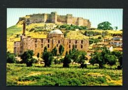 TURKEY  -  Isabey Mosque And Basilica Of St John  Unused Postcard - Türkei