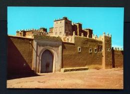 MOROCCO  -  Ouarzazate  Unused Postcard - Marokko