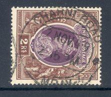 INDIA, Postmark CHARNI ROAD - 1882-1901 Empire