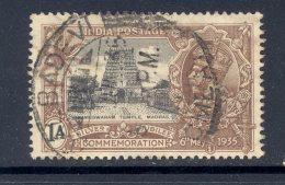 INDIA, Postmark KALBADEVI - 1882-1901 Empire