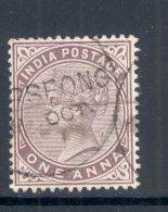 INDIA, Postmark KURSEONG - India (...-1947)