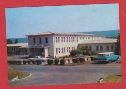 Landstuhl-- Amerikanisches Krankenhaus  --  Ruckseite Beschadig - Landstuhl