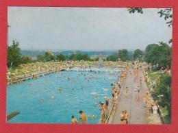 Landstuhl-- Schwimmbad   --  Ruckseite Beschadig - Landstuhl