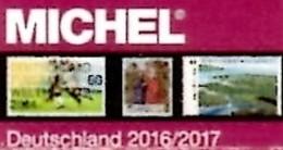 Deutschland Briefmarken MICHEL 2016/2017 Neu 55€ D: AD Baden Bayern DR 3.Reich Danzig Saar SBZ DDR Berlin FZ AM-Post BRD - Deutsch