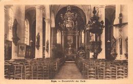 Erpe   Binnenzicht Der Kerk  Erpe-Mere      A 1682 - Erpe-Mere