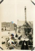 PHOTO SCOUTISME  RAID SPIRITUEL EN BRETAGNE 07/28 AVEC  AUMONIER SCOUT DONCOEUR  ICI A KERGOET - Other