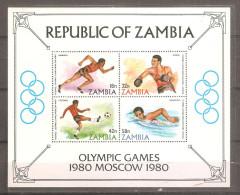 Hb-9 Zambia - Zambia (1965-...)