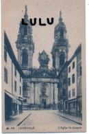DEPT 54 : Lunéville , L église Saint Jacques - Luneville