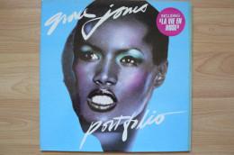 Grace Jones - Portfolio - 33T - 1977 - Dischi In Vinile