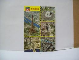 "En Survolant ""Paris"" (Francia) - Multi-vues, Vues Panoramiques"