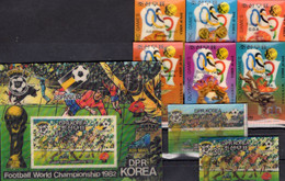 MICHEL Briefmarken Deutschland 2016/2017 Neu 55€ D: AD Baden Bayern DR 3.Reich Danzig Saar SBZ DDR Berlin FZ AM-Post BRD - Deutschland