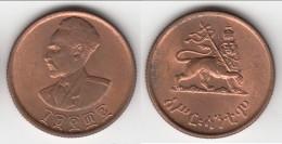 TOP QUALITY **** ETHIOPIA - ETHIOPIE - 10 CENTS EE1936 (1943-1944) HAILE SELASSIE I **** EN ACHAT IMMEDIAT !!! - Ethiopie