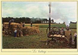 METIER       H45       Le Battage - Agricoltura