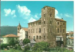 Ceparana Fraz. Di Bolano (La Spezia, Liguria) Castello Giustiniano, Giustiniano Castle, Chateau Giustiniano - La Spezia