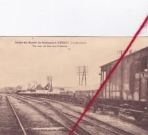 CP 62   -  RINXENT  -   Sté Des Marbres Du Boulonnais - Un Train De Blocs En Formation - Frankrijk