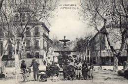 65Bce  84 Pertuis La Fontaine En TBE - Pertuis