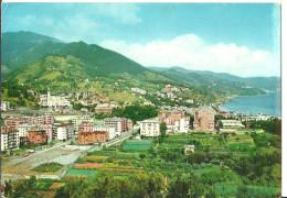 Arenzano (Genova, Liguria) Panorama, General View, Ansicht, Vue Generale - Genova