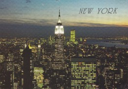 NEW  YORK  ( Etats Unis ) - Multi-vues, Vues Panoramiques