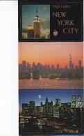 NEW  YORK  ( Etats Unis ) - Carnets De 6 Vues Détachables . - Multi-vues, Vues Panoramiques