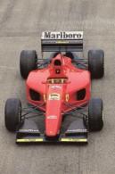 Ferrari 412 T1  -  F1 Grand Prix   -  15x10 Carte Panini - Grand Prix / F1