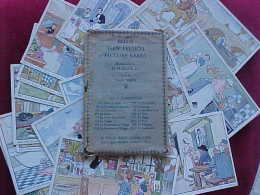 ILLUSTRATEUR BROCK HM Rare SET I Complet 16  CARTES ,16  BELL´S  FRENCH PICTURE CARDS, Toutes Visibles - Illustrateurs & Photographes