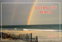 End Of Rainbow, Ocean City Beach, Maryland - Tradewinds L7639E Unused - Ocean City