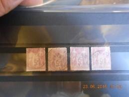 Lot Du 23-06-16-09_n°95.cote 400€ - 1876-1898 Sage (Type II)