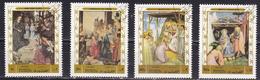Fujeira, 1970 - Religius Painting - Usati° - Fujeira