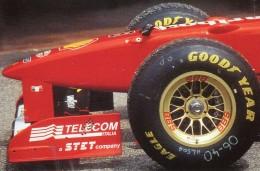 Ferrari F1 310B  -  F1 Grand Prix   -  15x10 Carte Panini - Grand Prix / F1