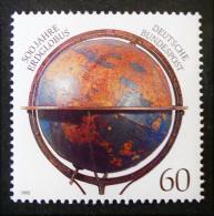 GLOBE TERRESTRE 1992 - NEUF ** - YT 1458 - MI 1627 - [7] Federal Republic