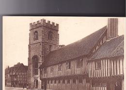 25794 STRATFORD UPON AVON - The Grammar School And Guild Chapel -75538 London And Tunbridge Wells - Stratford Upon Avon