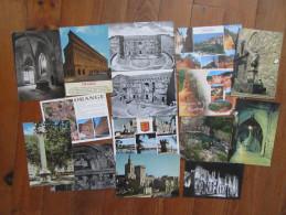 Lot De 15 Cartes Du Vaucluse      Orange    Avignon   Apt  Rustrel - Cartes Postales