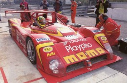Ferrari F 333 SP   -  15x10 Carte Panini - Le Mans