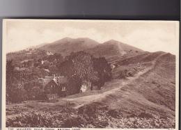 25800 The MALVERN Hills From British Camp -8640 Salmon Ltd Sevenoaks