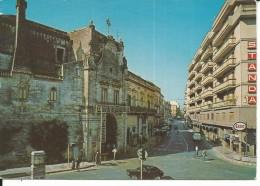 BA075 -ALTAMURA - BARI - F.G. VIAGGIATA 1983 - AUTO D'EPOCA - Bari
