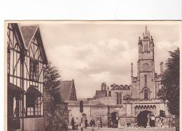 25802  Warwick, East Gate  -sans Editeur -church