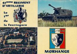 Morhange - 61éme Régiment D'Artillerie - Morhange