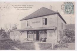 """Sancey-le-Grand - Pharmacie Gruet Frères """"Le Foudroyant"""" - Frankrijk"""