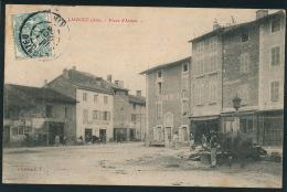 LAGNIEU - Place D'Armes - Autres Communes