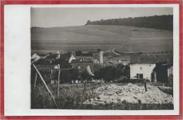55 - LAMORVILLE - Carte Photo Allemande - Vue Générale - Feldpost  8. Bayer. Inf. Division - Guerre 14/18 - France