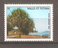 Sello Nº A-130 Wallis Et Futuna - Poste Aérienne