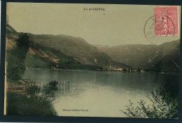 NANTUA - Le Lac - Nantua