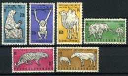 TCHECOSLOVAQUIE ( POSTE ) : Y&T N°  1214/1219  TIMBRES  NEUFS  SANS  TRACE  DE  CHARNIERE , A  VOIR . - Czechoslovakia