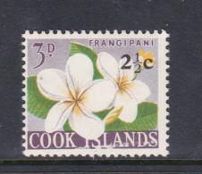 Cook Islands  SG 207 1967 Definitives 2.5 C  MNH - Cookeilanden