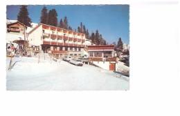 05 Ceuze Hotel Edelweiss Voiture Automobile Citroen DS - Autres Communes