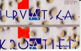 TELECARTE CROATIE 200 UNITES - Kroatien