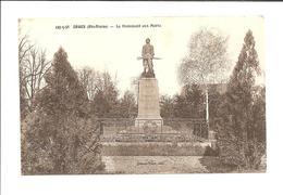 Orges (le Monument Aux Morts ) Hte- Marne  France - France