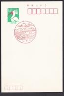 Japan Scenic Postmark, Airplane Potato (js2588) - Sonstige